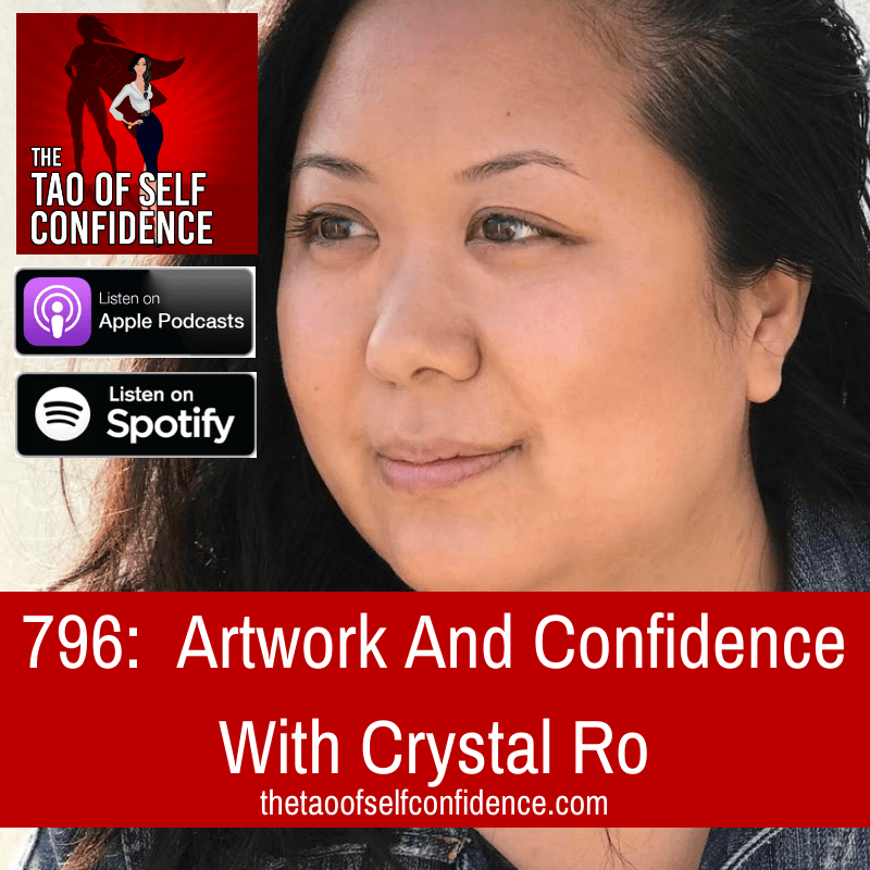 Artwork And Confidence With Crystal Ro