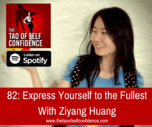 Express Yourself to the Fullest With Ziyang Huang
