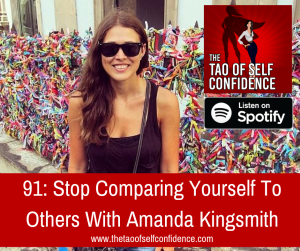 Stop Comparing Yourself To Others With Amanda Kingsmith