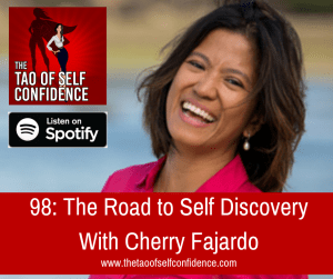 The Road to Self Discovery With Cherry Fajardo