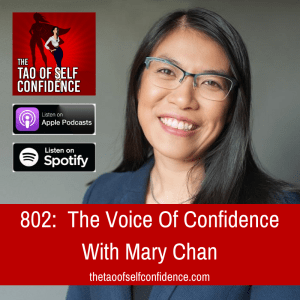 The Voice Of Confidence With Mary Chan