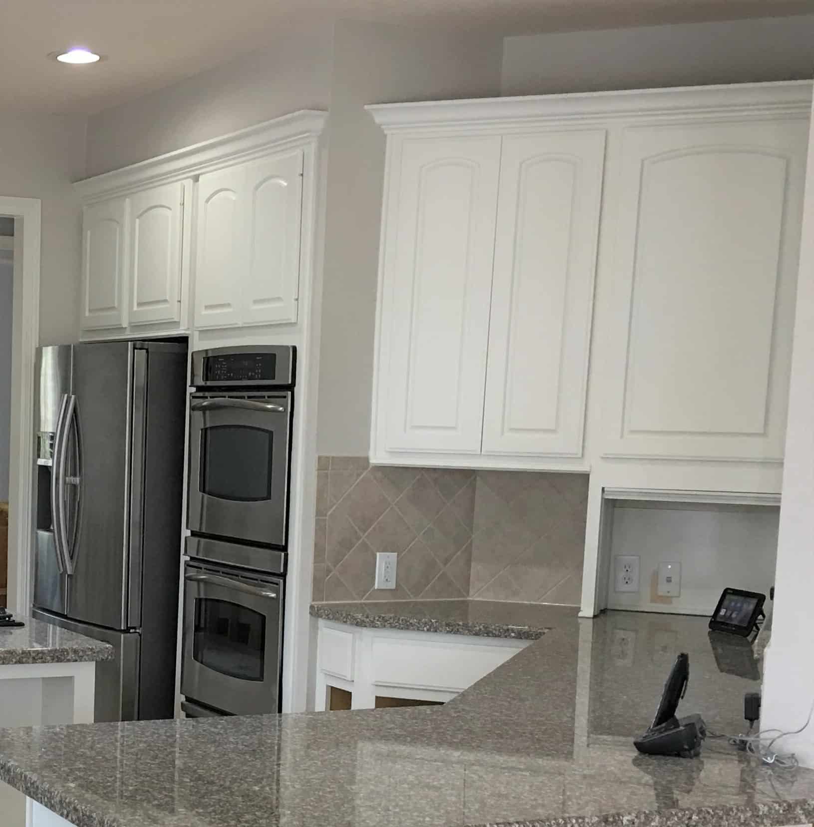 White Kitchen Cabinets Have Been Trending For Several Years Now, And Donu0027t  Seem To Be Going Anywhere Any Time Soon. It Does Seem Like There Has Been A  ...