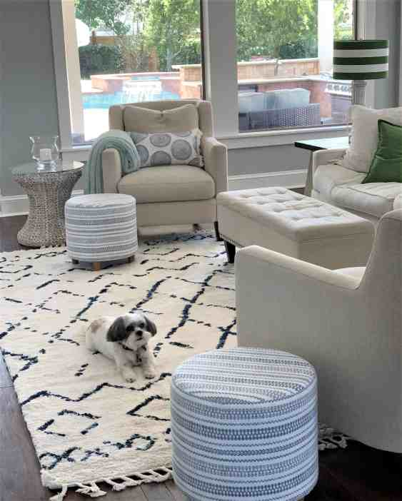 12 Best Navy And White Area Rugs Under 200