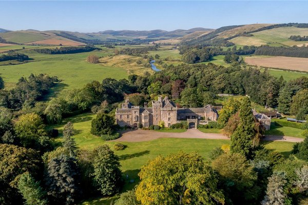 Picture of Coupland Castle for Sale