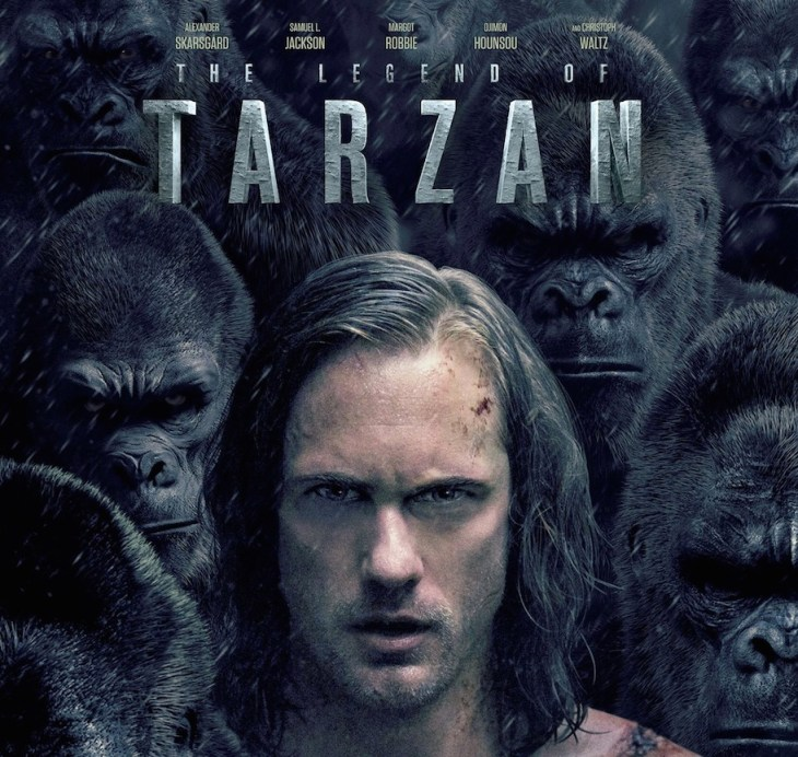 IMAX Tarzan Poster