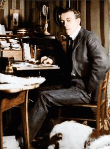 Edgar Rice Burroughs ca 1912