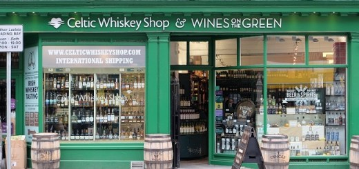 Celtic Whiskey Shop .