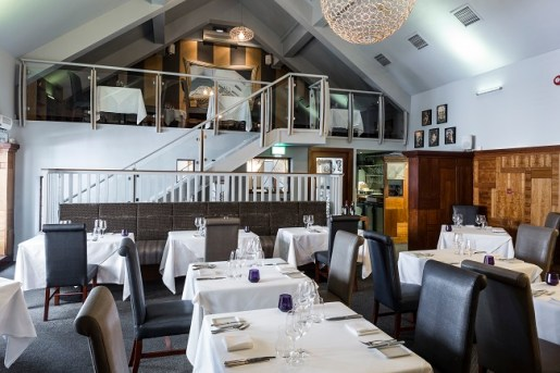 l'Ecrivain Main Dining Room