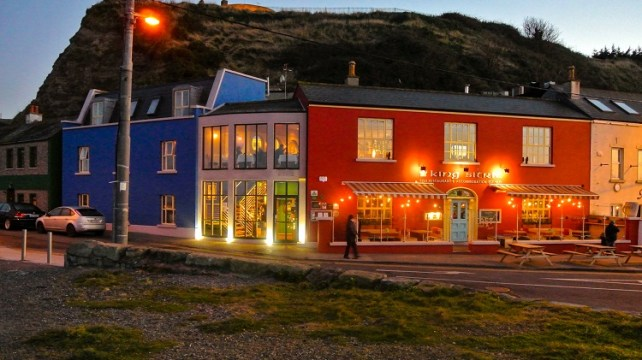 Win an Overnight Stay for Two with a Lobster Dinner at King Sitric in Howth