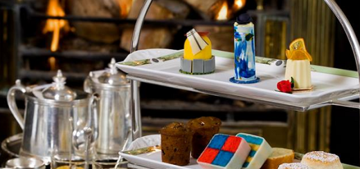 Win an Art Afternoon Tea for Two at The Merrion Hotel