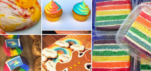 8 of the Coolest Rainbow-Inspired Treats you Can Get Around Dublin for Pride 2017
