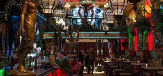 Cafe En Seine, Dawson Street, Dublin 2