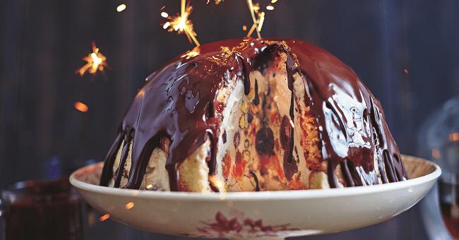 Jamie Oliver Chocolate Almond Cake