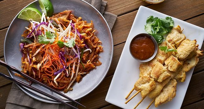 Win A Midnight Thai Feast For Four Plus Wine and Cocktails at Nightmarket Ranelagh