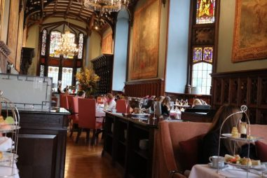 Adare Manor Limerick - Afternoon Tea - TheTaste.ie