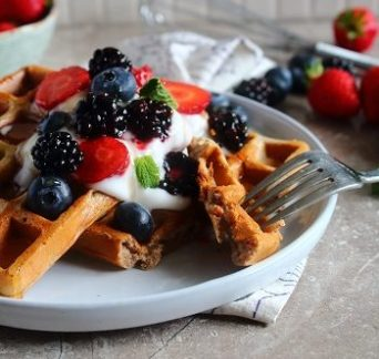 Copy of Protein Vegan Waffles (5)