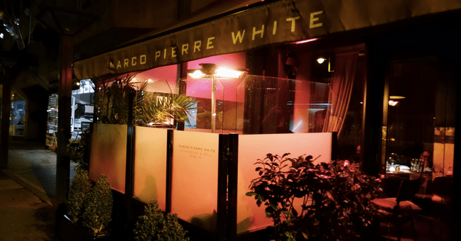 Marco Pierre White Steakhouse & Grill, Dublin 2