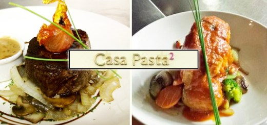 Seaside Italian Taste from Casa Pasta in Howth - 3 Course meal for 2 only €39.99