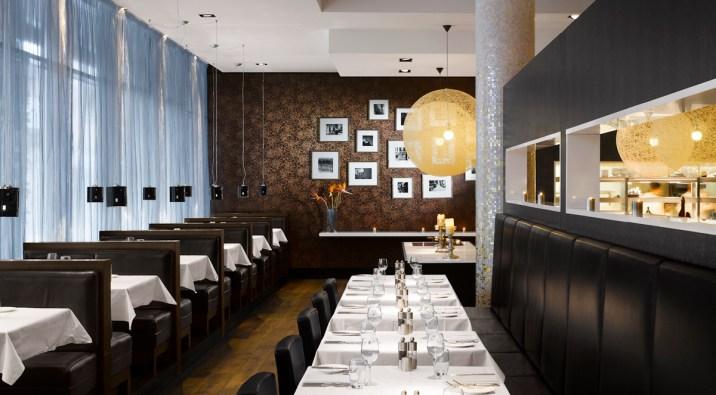 Radisson Blu Hotel Royal Dublin, Ireland, Restaurant