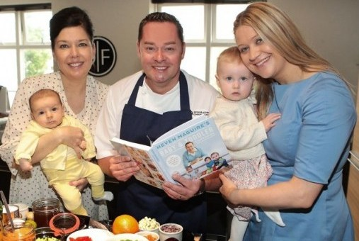 Win A Signed Copy of Neven Maguire's New Baby & Toddler Cookbook