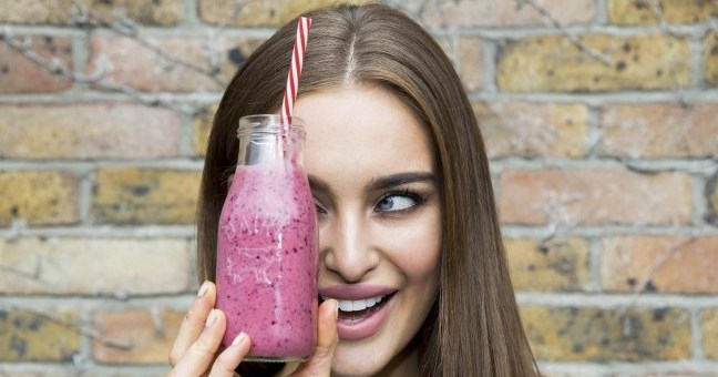Vitality Breakfast Launch with Top Model and Food Blogger Roz Purcell
