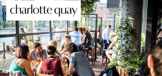 Charlotte Quay Dinner Offer August 2017