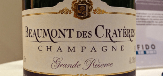 Wine of the Week - Beaumont des Crayeres Grande Reserve NV Champagne by Suzi Redmond