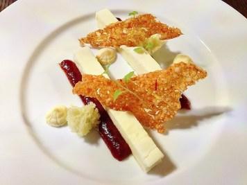 Delphi Resort Baked Goat's Cheesecake