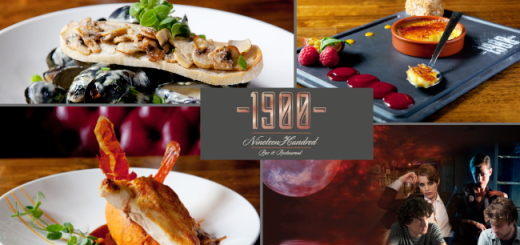 Win a Pre-Theatre dinner in Restaurant 1900 and Tickets to Blood and the Moon in the NCH - CLOSED
