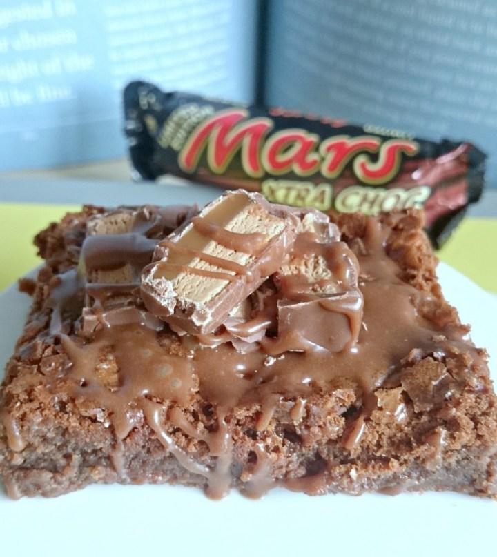 Mars Bar Brownie1