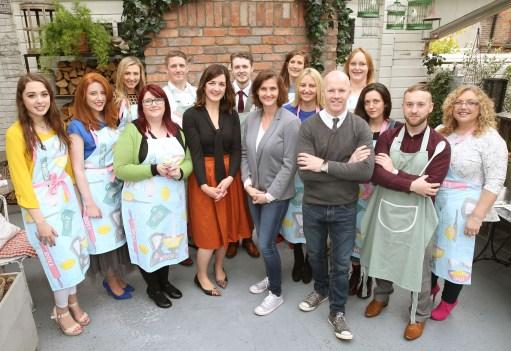 Tv3 Great Irish Bake Off 1