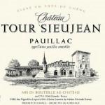 Chateau Tour Sieujean Pauillac 2010