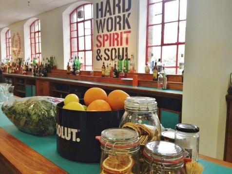 Dublin Bar Academy Interior Shot