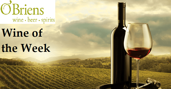 Wine of the Week - Cusumano Benuara 2014 €18.99 Now €16.99 by Suzi Redmond