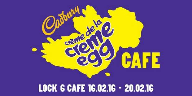 Creme Egg Cafe Dublin