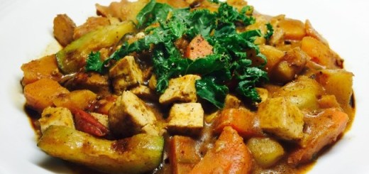 Linda Coogan Byrne Vegan Curry