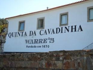 Warre's Quinta da Cavadinha febvre