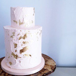 Artful Bakery Wedding Cake