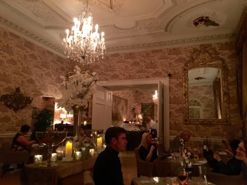 Castle Durrow Dining Room