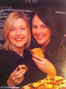 Lorraine and Pamela of Blazing Salads