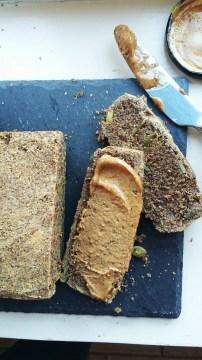 Oat Loaf Natural Born Feeder Cookbook Roz Purcell