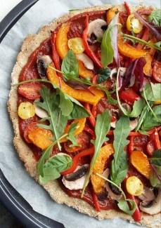 Quinoa Pizza Natural Born Feeder Roz Purcell