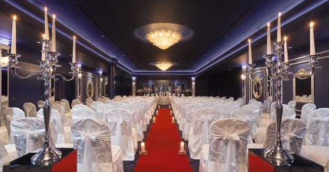 Rooms: Gourmet Weddings At The G Hotel & Spa