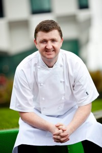Chef Gareth Mullins The Marker Hotel