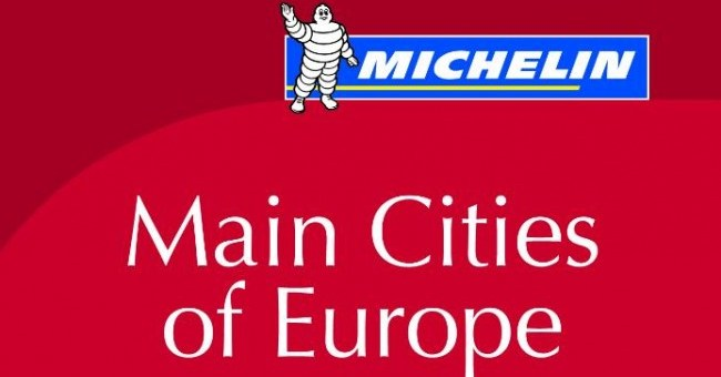 Michelin Main Cities of Europe Guide