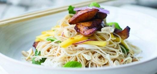 Neven Maguire Spicy Chicken Mango Noodles