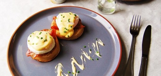 eggs benedict Ciara Daly
