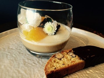 Coffee Panna Cotta Recipe by Chef Emma Spain