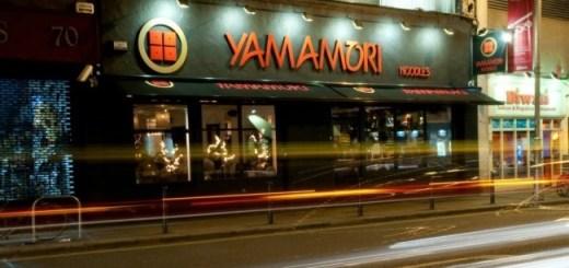 Yamamori Noodles
