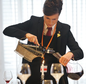 Taste to the Test - Sommelier Julie Dupuoy on Winning a Place Among the World's Best